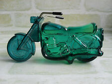 RARE COLLECTABLE MOTORBIKE AVON AFTERSHAVE DECANTER / BOTTLE - NO BOX