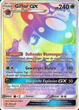 Pokemon Karte - Giflor GX - 250/236 Hyper, Rainbow | NM Deutsch