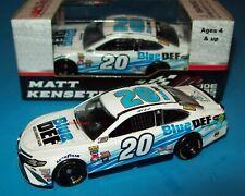 Matt Kenseth 2017 Blue Def #20 Joe Gibbs Camry 1/64 Lionel NASCAR Diecast New