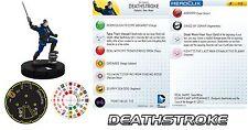 DEATHSTROKE #058 The Flash DC HeroClix Super Rare