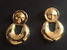 Fashion Jumbo Gold-Tone Earrings BRAND NEW W/ TAGS ships fast Womens Jewelry HOT