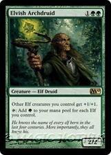 ELVISH ARCHDRUID M10 Magic 2010 MTG Green Creature — Elf Druid RARE