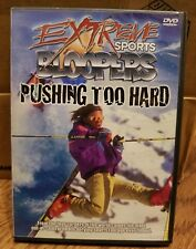 Extreme Sports Bloopers - Pushing Too Hard (DVD, 2001),