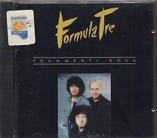 FORMULA TRE 3 - Frammenti rosa - LUCIO BATTISTI CD 1992 SIGILLATO SEALED