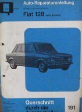 *  Fiat 128 Rally Coupé 1100 1300 Familiare   Reparaturanleitung   *