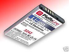 batteria per LG Electonics KP230 KP235 Li-ion 850mAh