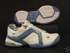 Wilson CF2 Size UK 4 Women's Tennis Shoes (RRP £79.99) White & Blue