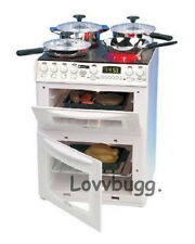 "Electronic Stove fits 18"" American Girl Doll Found It All at Lovvbugg!"