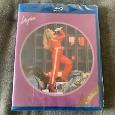 Kylie Minogue Live at Glastonbury Festival Blu-Ray Brand New Sealed