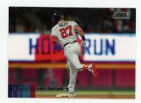 2020 Topps Stadium Club #273 AUSTIN RILEY Atlanta Braves PHOTO BASEBALL CARD