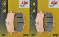Honda CBR1000RR SP SP2 2014- 2018 Race Sinter SBS Racing Front brake pads 901RS