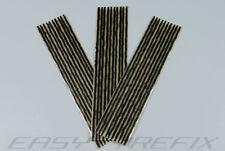 "Tubeless tyre repair plugs strings cords 12"" long 30plugs"