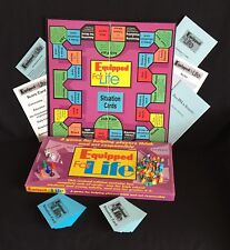 Equipped For Life Educational Board Game Kids 10 To Adult Think Act Responsibly