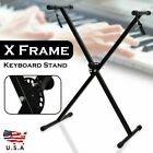 Keyboard X Stand 2021 PRO Adjustable Music Electric Piano Rack Metal 5 Core KS1X <br/> ⭐⭐⭐⭐⭐✅ONLY 2 Day FREE Shipping Listing on Ebay