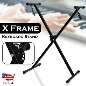 5 Core 2021 PRO Adjustable X Music Keyboard Electric Piano Rack Stand Metal KS1X