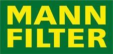 MANN  Filtro olio W672