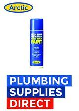 Heat Resistant Paint Aerosol 400ml Arctic Hayes For Flues / Stoves / BBQ / Fires