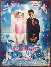 Affiche FAIS-MOI REVER Fabienne Babe RACHID DJAIDANI 40x60cm *