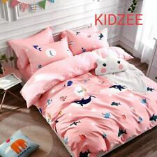 Roomiac Cotton 200 TC Bedsheet (Pink_King)