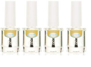 Amope Pedi Perfect Nail Care Oil 0.2 Oz (Pack of 4)