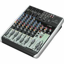 Behringer Xenyx Q1204Usb 12-Input Professional Dj Usb Audio Mixer