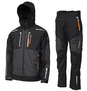 Savage Gear WP Performence Trousers Jacket Angler Outdoor Hose Jacke Wasserdicht
