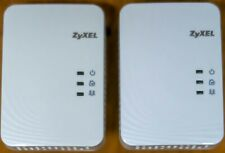 ZyXEL 500Mbps Ethernet Powerline Adapter