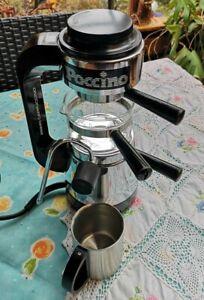 Espressomaschine POCCINO Primo Cappuccino 60er 70er Kanne