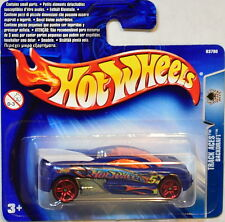 Hot Wheels 2004 Track Aces Backdraft Short Card