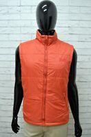 Giubbino EVERLAST Uomo Taglia Size L Giubbotto Smanicato Coat Jacket Arancione