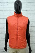 715811756124b0 Giubbino EVERLAST Uomo Taglia Size L Giubbotto Smanicato Coat Jacket  Arancione