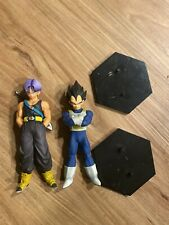 banpresto dragon ball z Vegeta And Trunks Toys Statue Figures