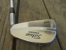 Titleist 660 Forged Blade Single 6 Iron Golf Club Right Hand Steel D Gold Shaft