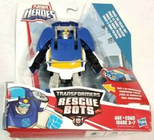 NEW Playskool Heroes Transformers Rescue Bots Chase the Police Bot - Shelf Wear
