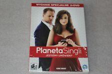 Planeta Singli edycja specjalna 2DVD SEALED FILM POLSKI ENGLISH SUBTITLES