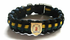 Gordon Highlanders PARACORD ARMBAND