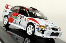 Ixo 1/43 Scale - RAM524 Mitsubishi Lancer Evo 5 Champions Meeting 98 Diecast Car