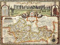 old map Glamorgan 1938 Barry Island 50NE-SE repro Wales Barry