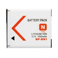 NP-BN1 Compatible Li-ion Battery for Sony Cyber-shot W330 W350 S6Y7