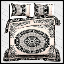 Royal Mandala Duvet Cover Boho Comforter Cover Bohemian Bedding Set Queen Quilt