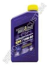 Royal Purple XPR Racing Oil Olio - 10W-60 - 4 L