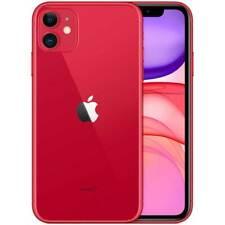 Apple iPhone 11 4G 128GB red ROSSO 24 MESI GARANZIA ITALIA EUROPA NO BRAND