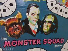 Vintage 1977 Board Game The Monster Squad