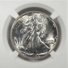 1944-P Silver Walking Liberty Half Dollar NGC MS64 Coin AI964
