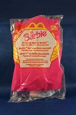 1999 McDonalds SLEEPING BEAUTY BARBIE FIGURINE TOTALLY w/ BASE #4 New In Package