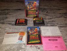 Jungle Strike (Sega Genesis, 1993) & Desert strike