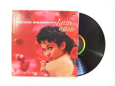 The George Shearing Quintet ‎– Latin Affair - Disco Vinile 33 Giri LP Album USA
