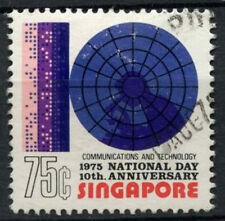 Singapore 1975 SG#258, 75c 10th National Day Used #D18548