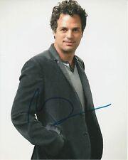 Mark Ruffalo Signed Autographed 8x10 Photograph