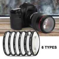 ZOMEI Lens Macro Close up +1 +2 +4 +8 10 Filter For Canon Nikon 67mm DSLR Camera